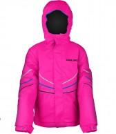 DIEL Frodo girls ski jacket, pink