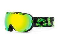 Out Of Eyes ski goggle, Absinthe