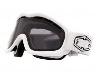 Out Of Mind ski goggle, White/Smoke