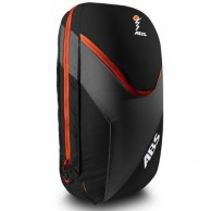 ABS Vario 18 Zip On, bag for backpack, black/orange