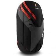 ABS Vario 32 Zip On, bag for backpack, black/orange