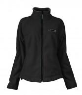 DIEL Micro fleece jacket, women, black