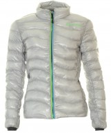 DIEL Womens artificial down jacket, light grey