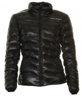 DIEL Womens artificial down jacket, black