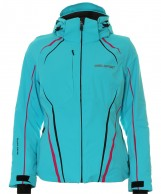 DIEL Betsy  ski jacket, women, light blue