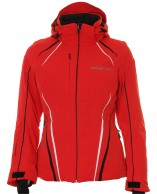 DIEL Betsy  ski jacket, women, red
