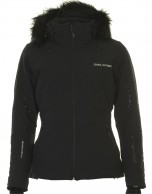 DIEL Celine ski jacket, women, black