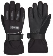 Kilpi Cedro mens ski gloves, black