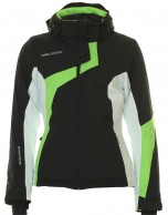 DIEL Elana ski jacket, women, black