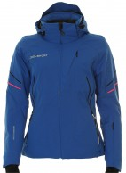 DIEL Celia, womens ski jacket, blue
