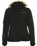 DIEL Eva ski jacket, women, black