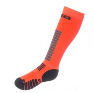 Seger Zone, Mens Ski Socks, orange
