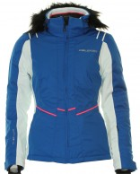 DIEL Eva ski jacket, women, blue