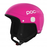 POCito Skull light, kids ski helmet, pink