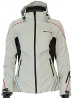 DIEL Daria , womens ski jacket, grey