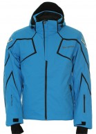 DIEL Alex mens ski jacket, blue