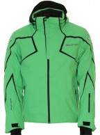 DIEL Alex mens ski jacket, green