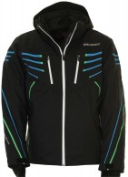 DIEL Alan mens ski jacket, black