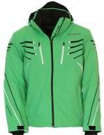 DIEL Alan mens ski jacket, green