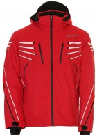 DIEL Alan mens ski jacket, red