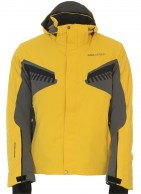 DIEL Bryan mens ski jacket, yellow
