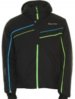 DIEL Donny ski jacket, mens, black