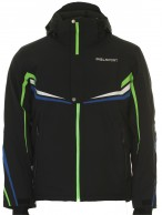 DIEL Chandler mens ski jacket, black