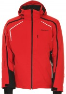 DIEL Chester ski jacket, men, red