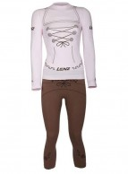 Lenz Resi women's sport underwear, set
