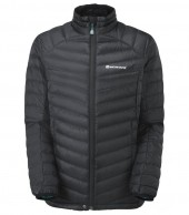 Montane Womens Featherlite Down Micro Jacket, black