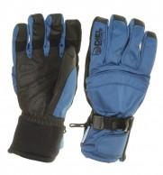 DIEL Ultra mens ski gloves, blue
