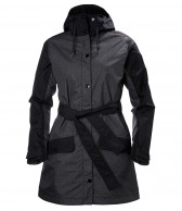 Helly Hansen W Lyness Coat, charcoal