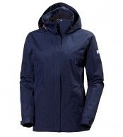 Helly Hansen W Aden Jacket, Rain Jacket, blue