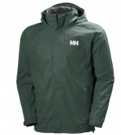 Helly Hansen Dubliner, Rain Jacket, men, green