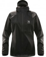 Haglöfs L.I.M. Proof Jacket, women, black