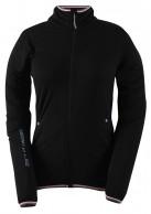 2117 of Sweden Essunga womens fleece jacket, black