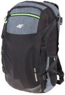4F Sierra 25L Daypack, Black