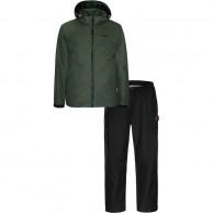 Weather Report Ulf, green, mens rain suit