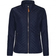 Weather Report Madde, quilted jacket, women, blue