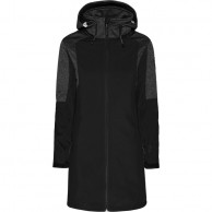 Weather Report Leonora, womens softshell jacket, black