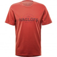 Haglöfs Camp Tee Men, red