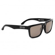 SPY+ Helm Black, sunglasses, w/Happy Lens Polarized
