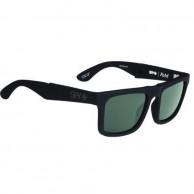 SPY+ The Fold Matte Black, sunglasses, w/Happy Lens