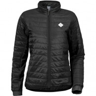 Didriksons Maud Womens Jacket Black