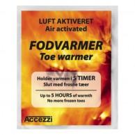 Accezzi Toe Warmer, 5 pairs