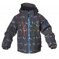 Isbjörn Carving Winter Jacket, Grey Peaks
