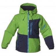 Isbjörn Offpist Ski Jacket, Green