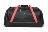 4F/Outhorn Travel Bag, 70 Litre, black/red