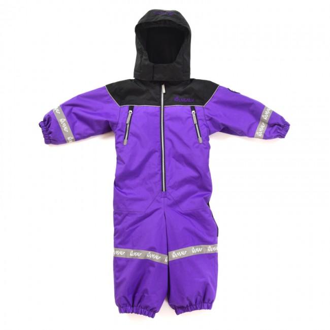 Hulabalu Sirius Snowsuit, Purple Hulabalu