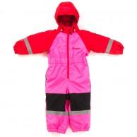 Hulabalu Mars Snowsuit, Sugar Pink